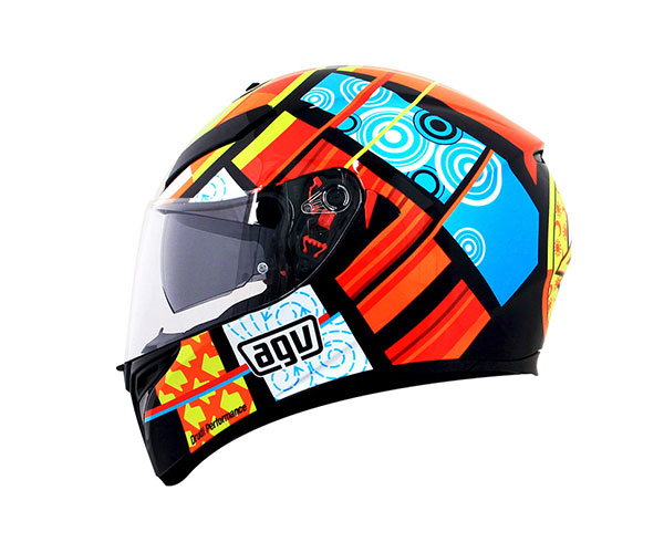 CAPACETE AGV K3 SV ELEMENTS