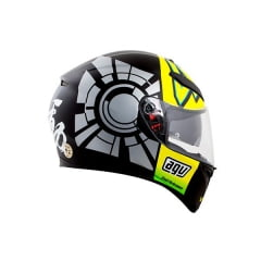 CAPACETE AGV K3 SV WINTER TEST 12