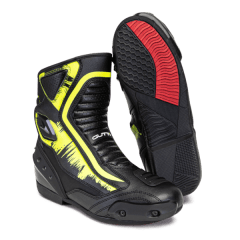BOTA GUTTI CITY BLACK FLUOR